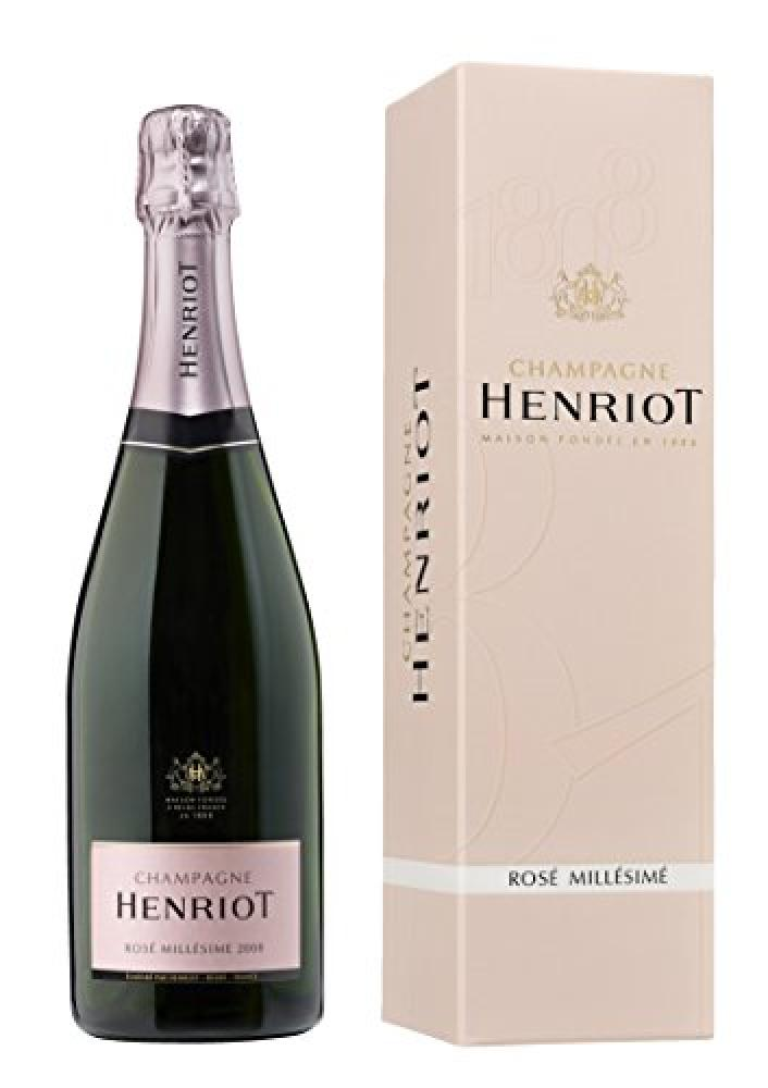 Henriot Rose Champagne 2008 75cl NO BOX