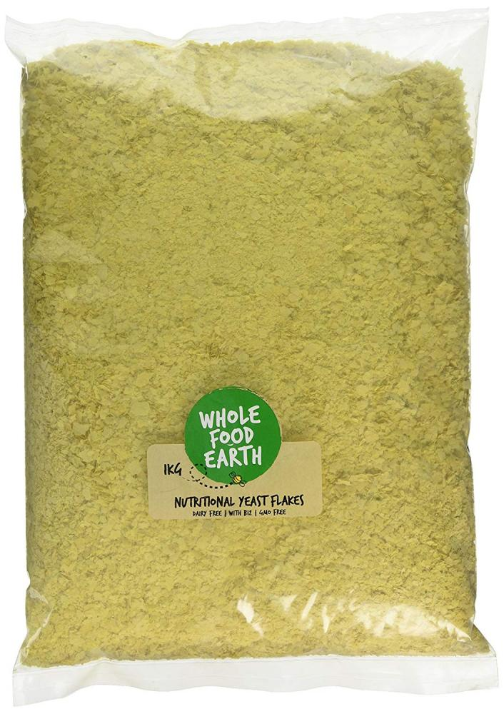 Wholefood Earth Nutritional Yeast Flakes 1kg