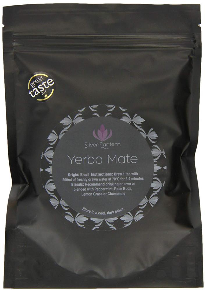Silver Lantern Tea Yerba Mate 100 g