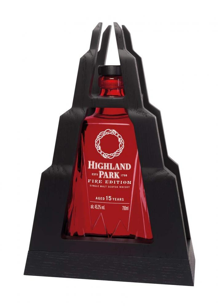 Highland Park Fire Edition 15 Year Old Single Malt Whisky 700ml