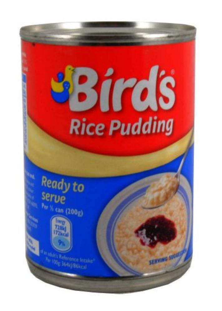 Birds Ready To Serve Rice Pudding 400g