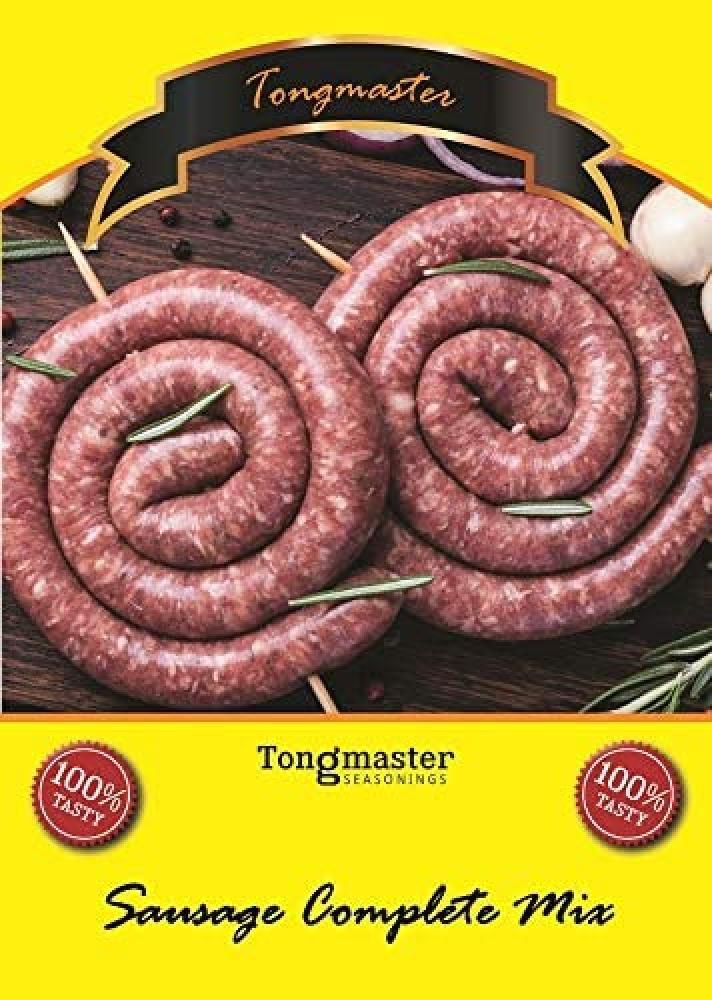 Tongmaster Premium Cumberland Sausage Mix 500 g