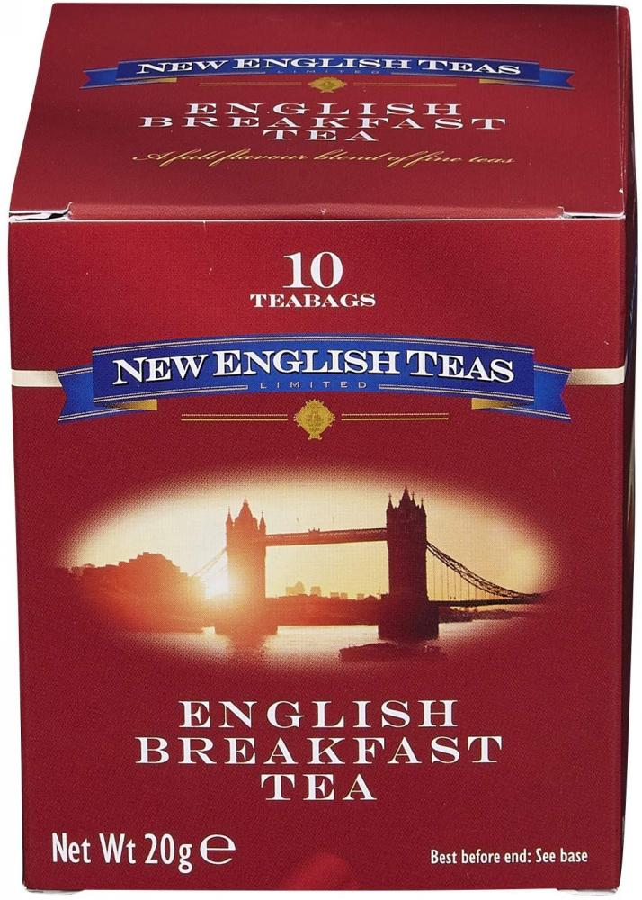 New English Teas English Classics Breakfast 20g