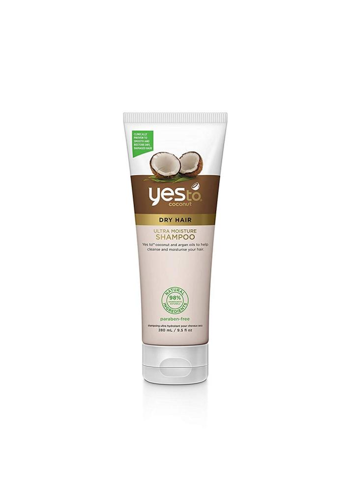 Yes To Dry Hair Ultra Moisture Shampoo 280ml