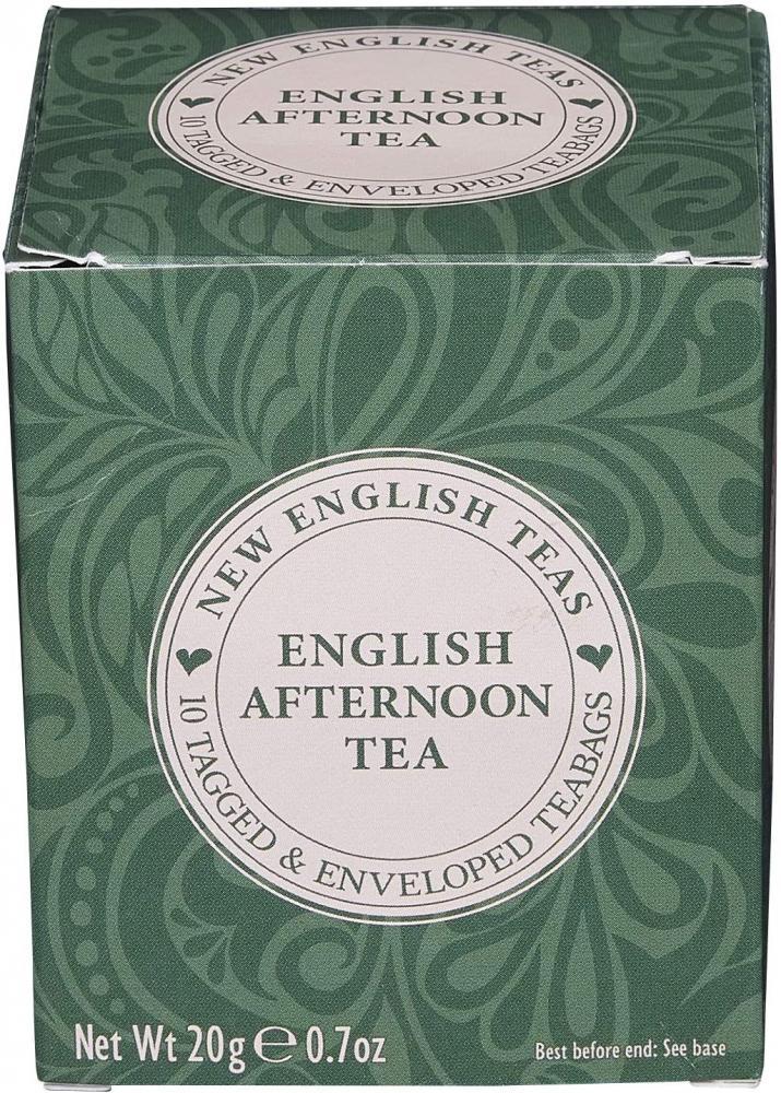 New English Teas Original Classics English Afternoon Teabags Carton 20 g