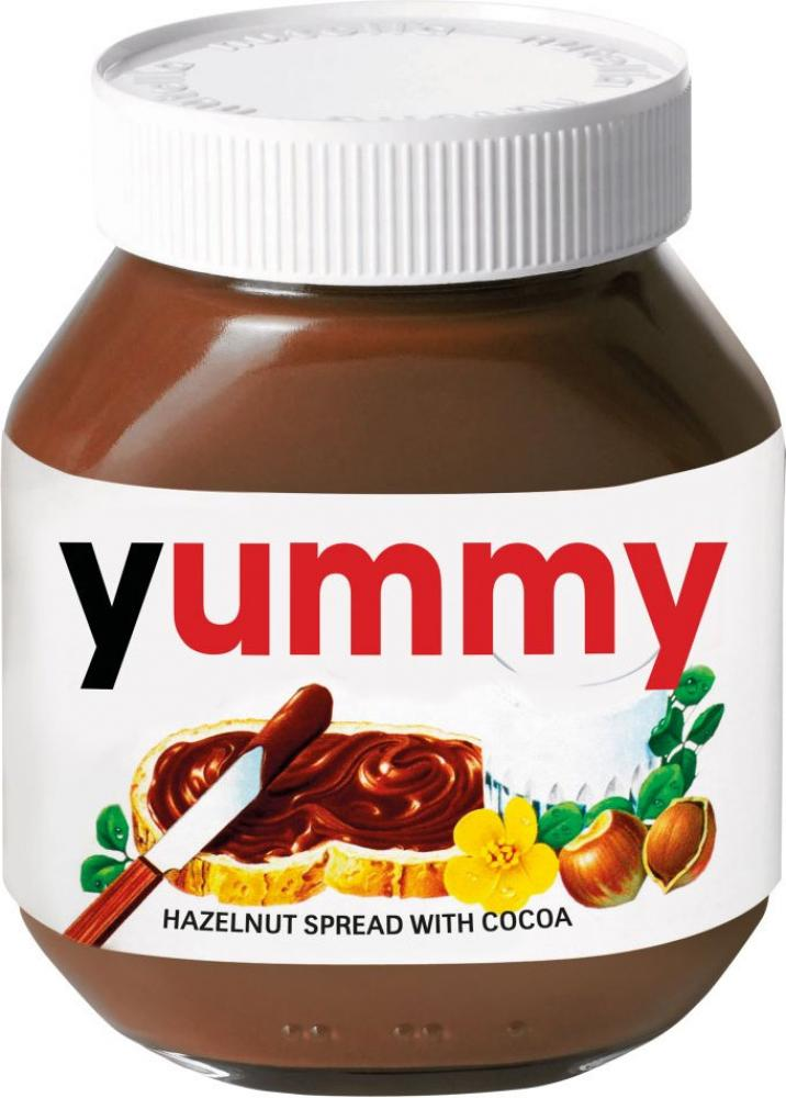 Nutella Hazelnut Chocolate Spread 750g