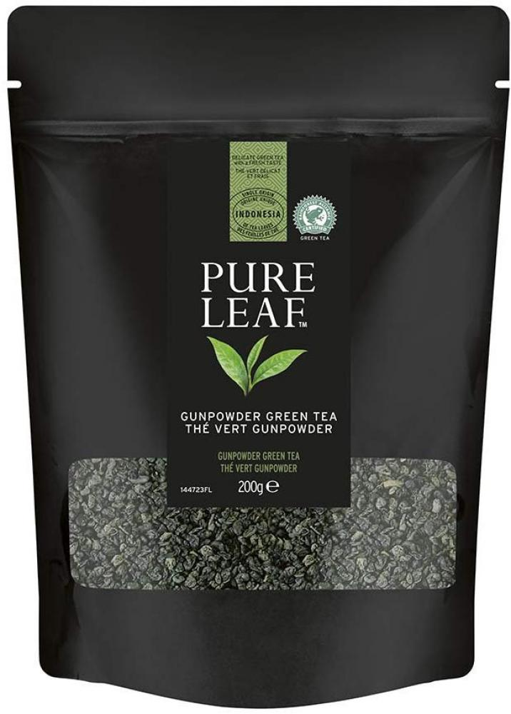 Pure Leaf Gunpowder Green Tea Loose Leaf 200g