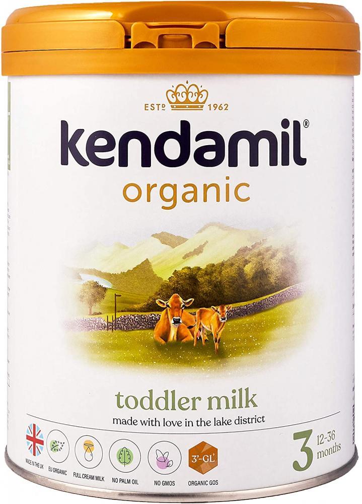 Kendamil Kendamil Organic Toddler Milk Stage 3 (800 g)