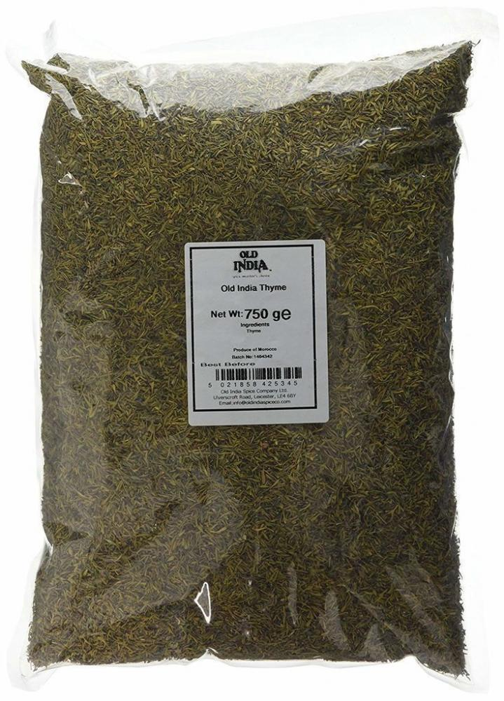 Old India Old India Thyme 750g