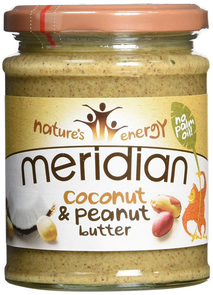 Meridian Coconut and Peanut Butter 280 g