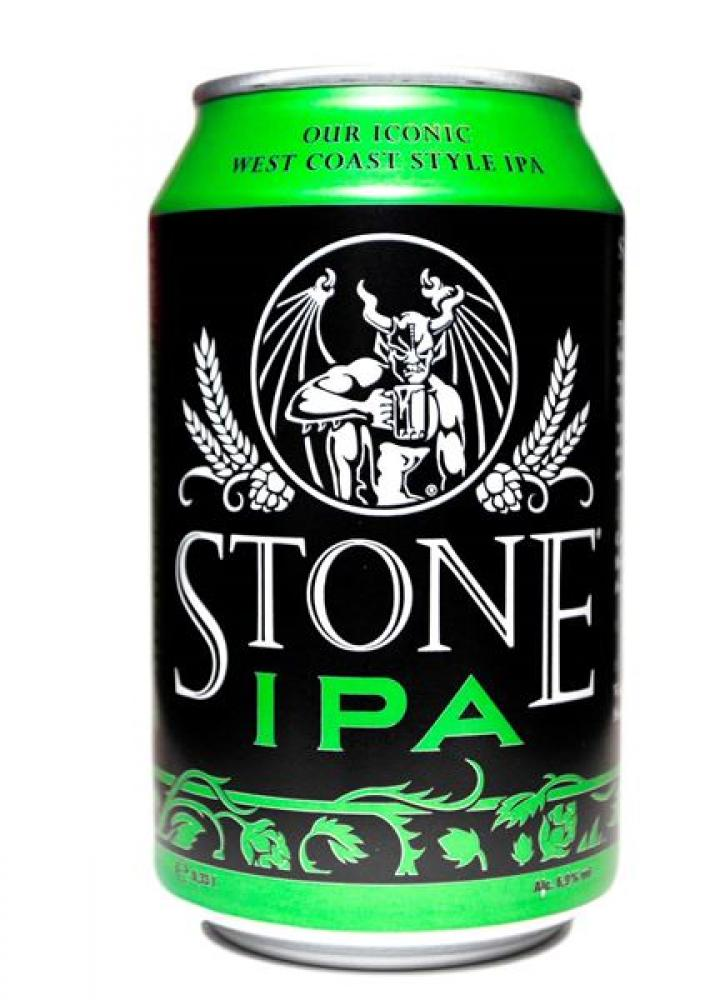 Stone Brewing IPA Beer Can 330ml
