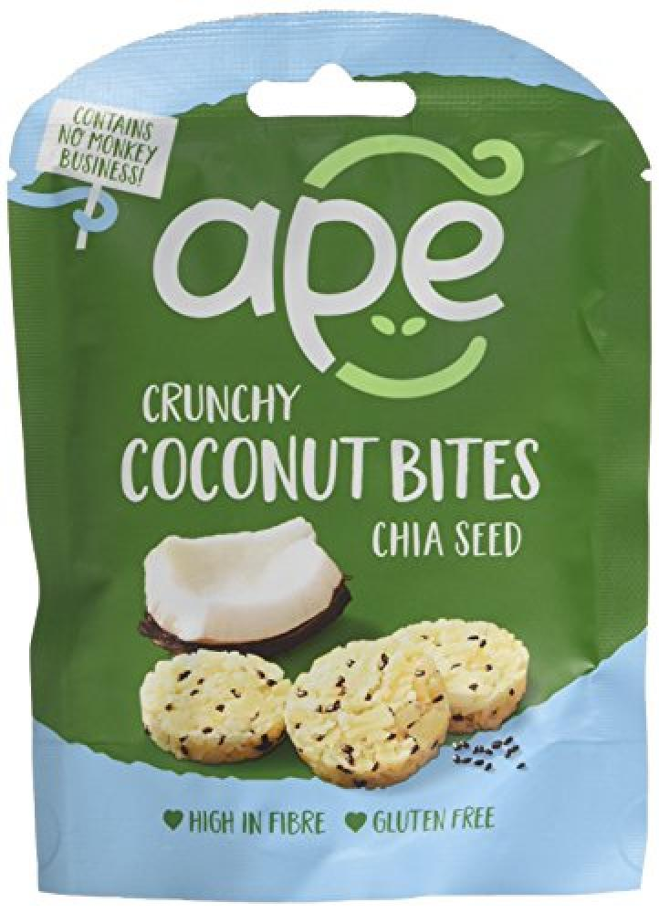 Ape Snacks Chia Crunchy Coconut Bites 30 g