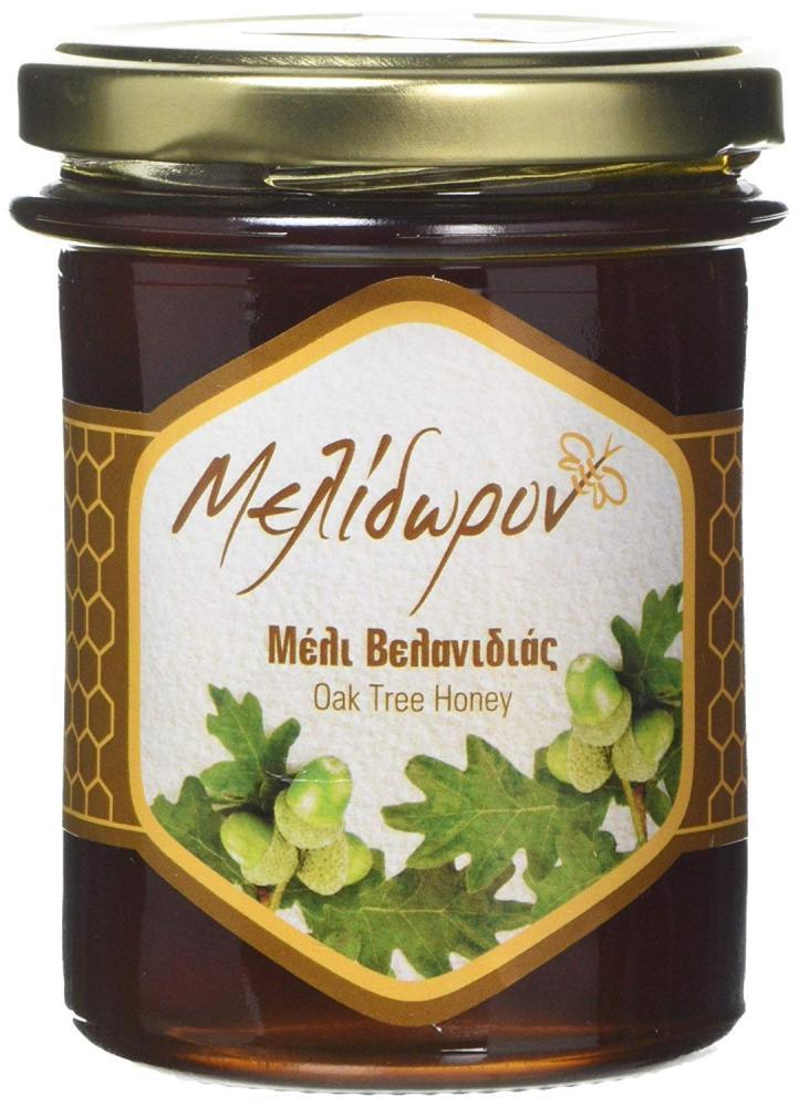 Melidoron Raw Greek Oak Tree Honey 250g