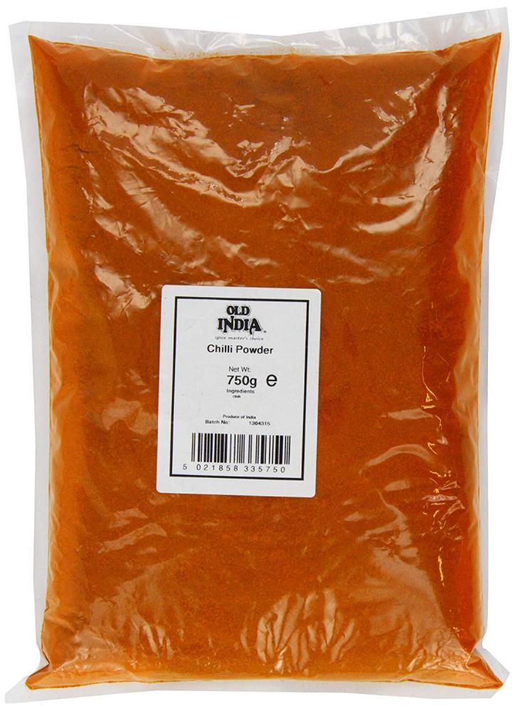 Old India Chilli Powder 750g
