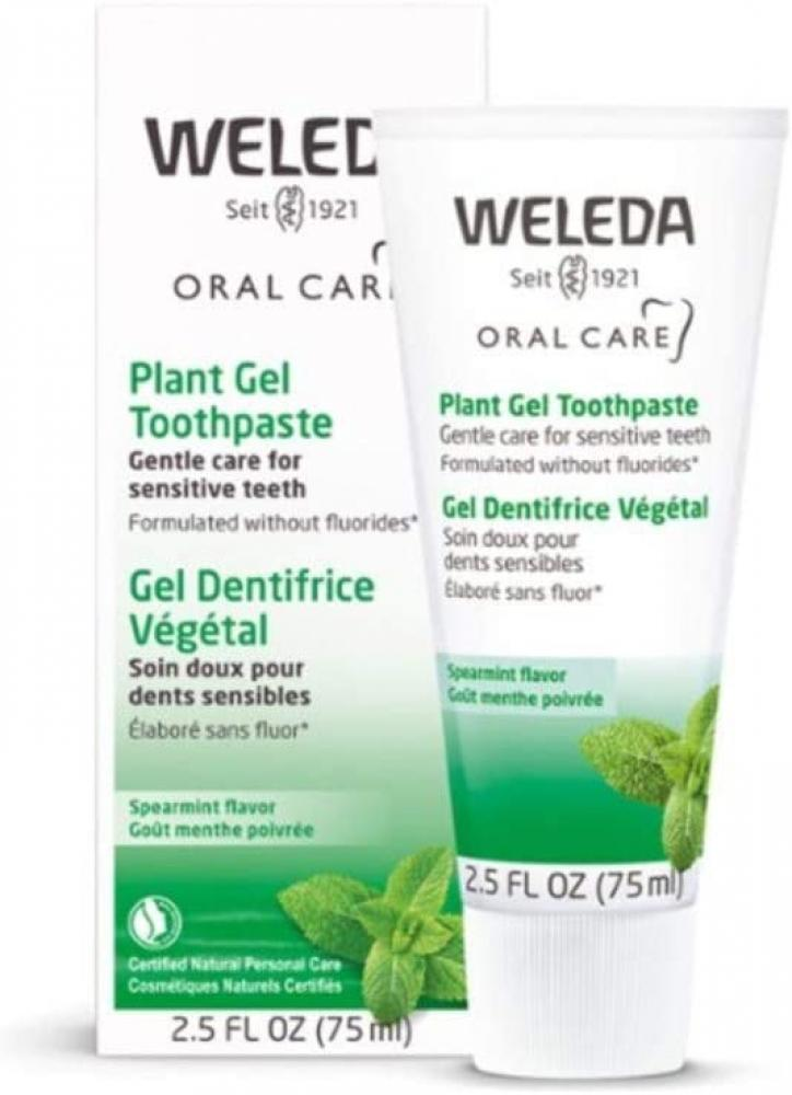 Weleda Plant Gel Toothpaste 75 ml