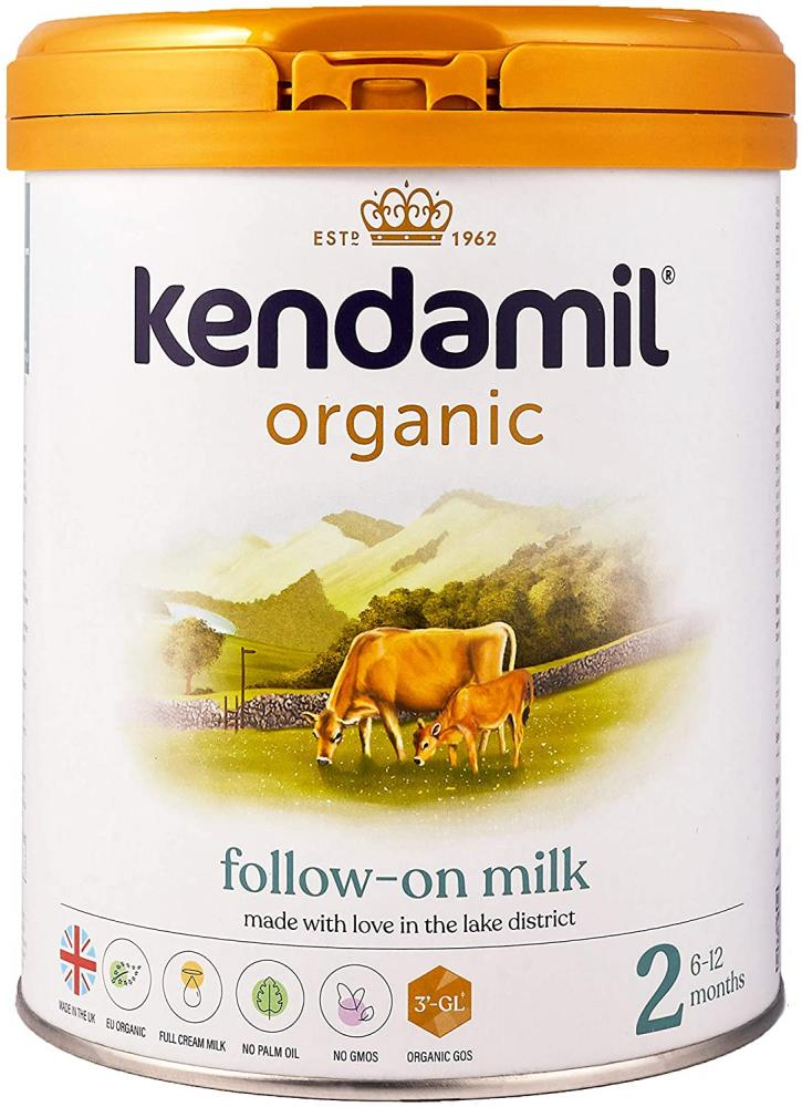 Kendamil Organic Follow On Milk Stage 2 800g