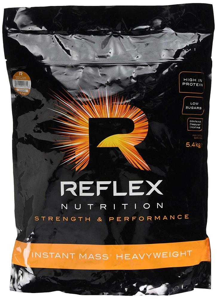 Reflex Nutrition Instant Mass Heavyweight Gainer Chocolate Perfection 5400g