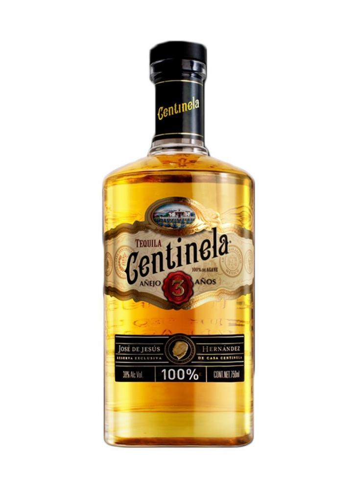 Centinela 3 Years Old Anejo Tequila 75cl