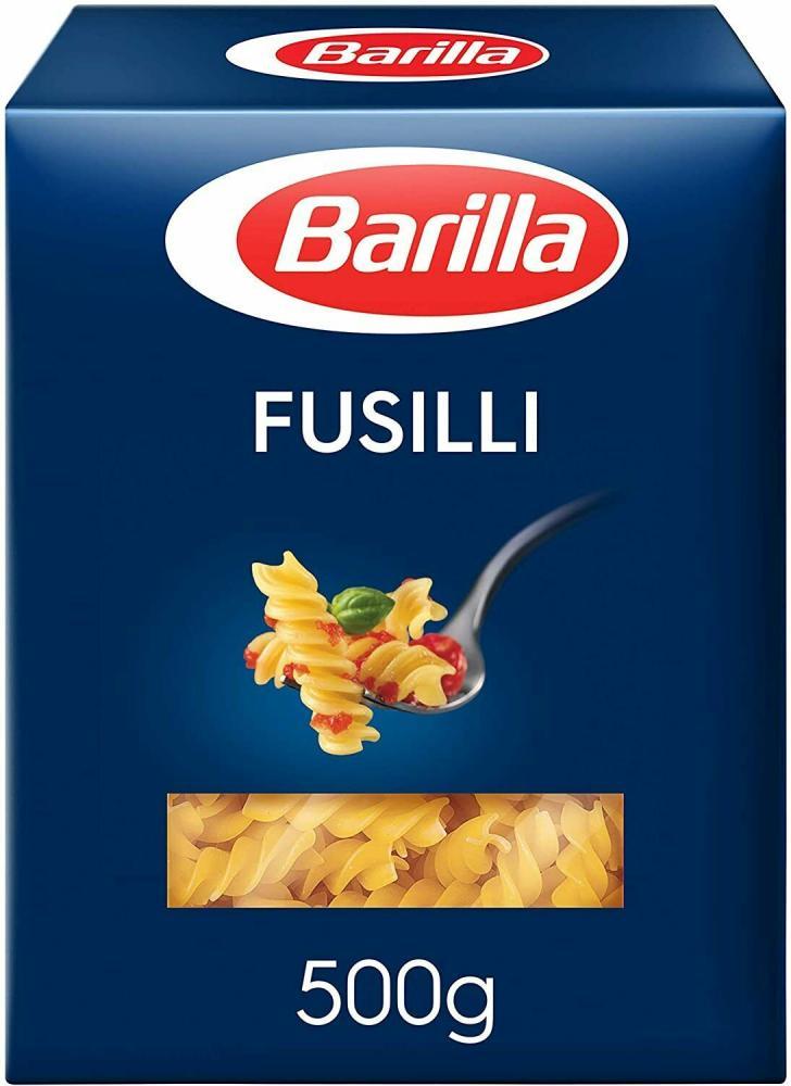 Barilla Pasta Premium Fusilli Pasta 500g