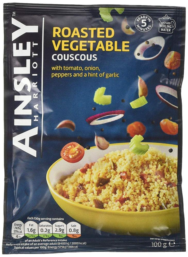 Ainsley Harriott Roasted Vegetable Couscous 100g