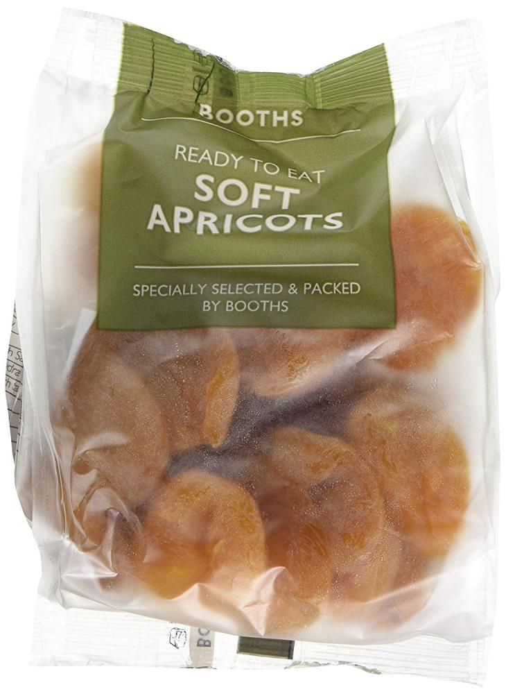 Booths Dried Soft Apricots 250g