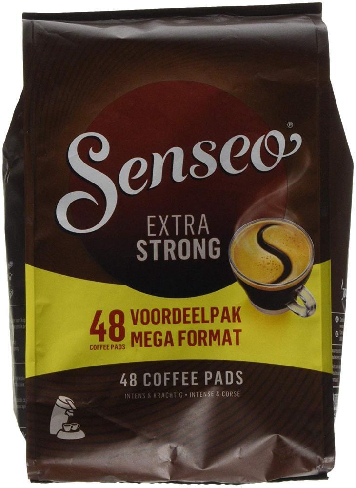 Senseo Coffee Pods Extra Dark Roast x48