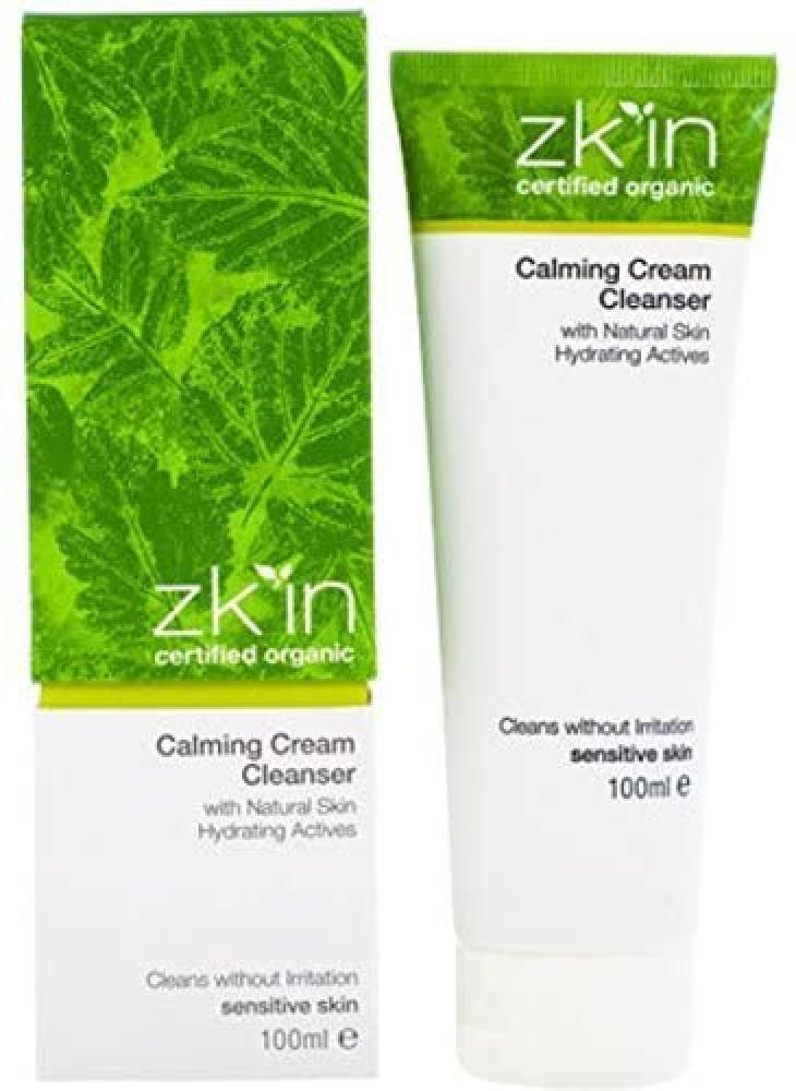 zkin Calming Cream Cleanser 100 ml