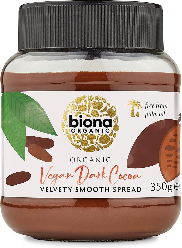Biona Organic Dark Chocolate Spread 350 g