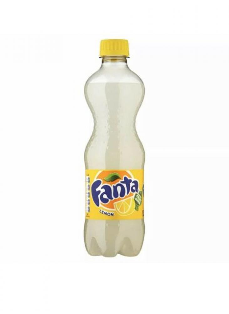 Fanta Lemon 500ml