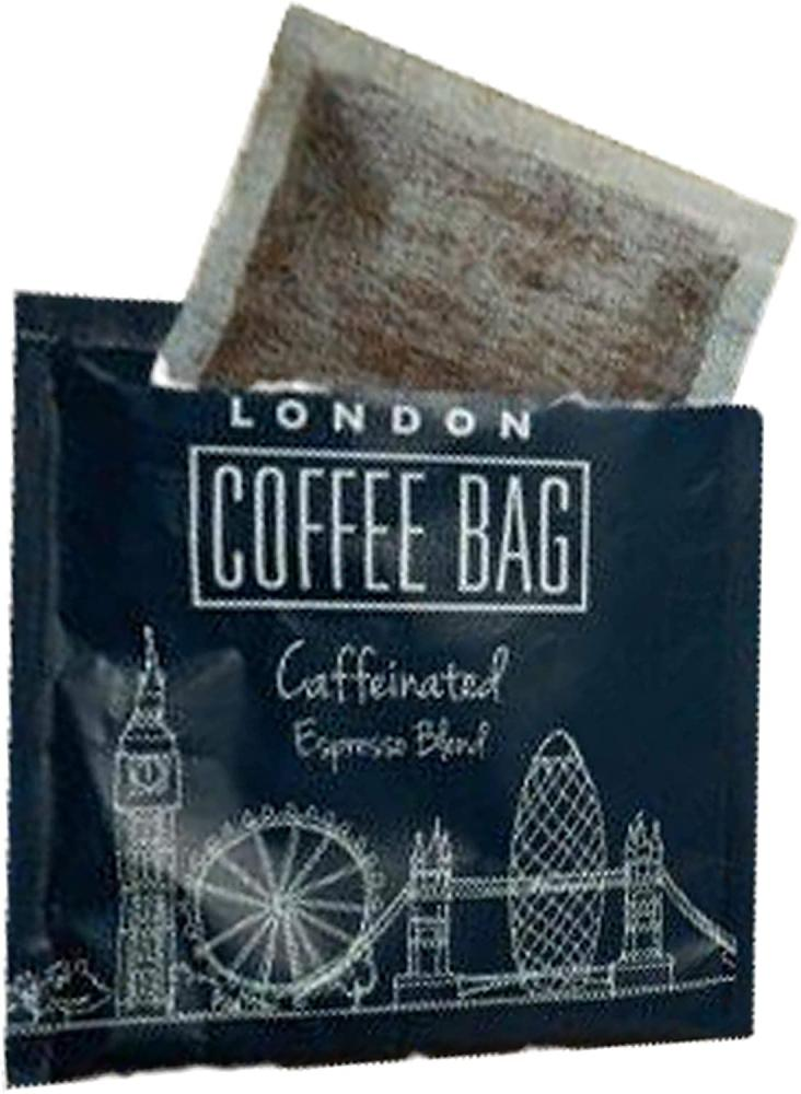 CASE PRICE  London Coffee Bag Decaf 200 Bags