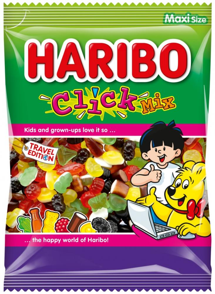 Haribo Click Mix 425g