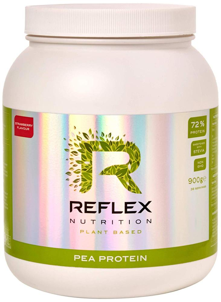 Reflex Nutrition Plant Based Protein Strawberry 900g