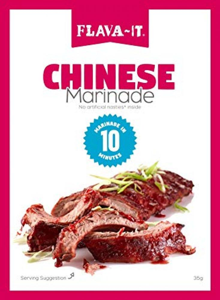 Flava It Chinese Marinade 35g
