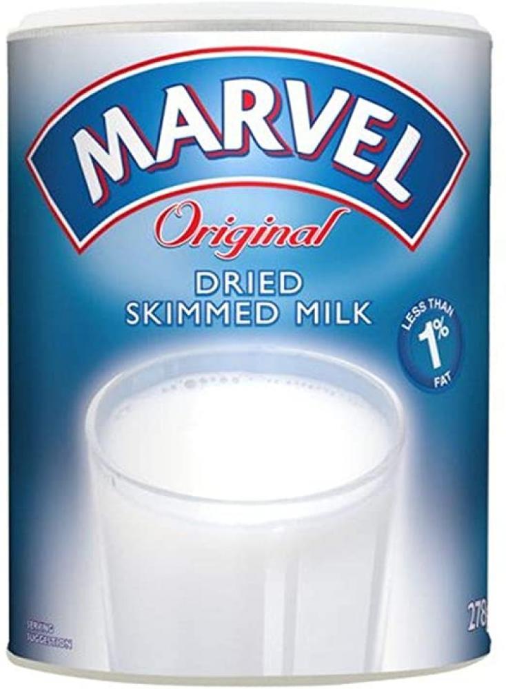 Marvel Original Dried Skimmed Milk 278g