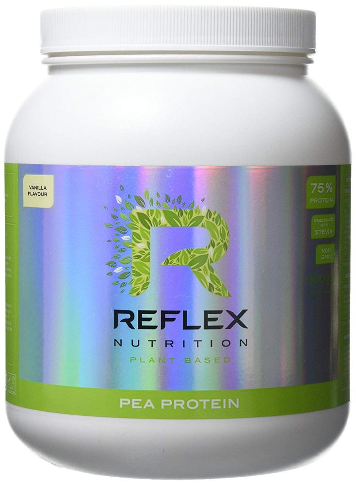 Reflex Nutrition Plant Based Protein Vanilla 900g
