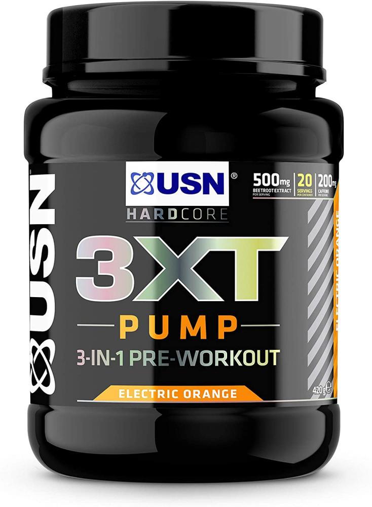 USN 3XT Pump Orange 420 g