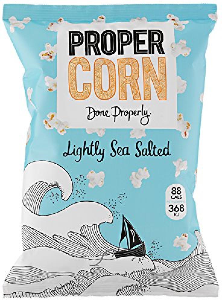 Propercorn Light Sea Salted Popcorn 70g