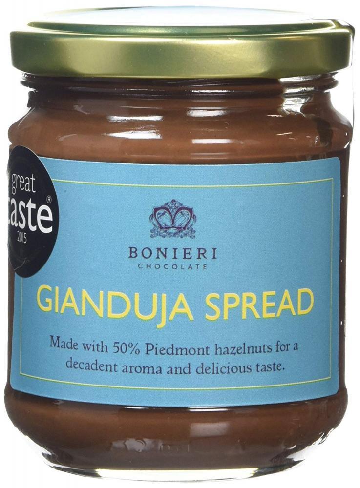 Bonieri Gianduja Spread 200 g