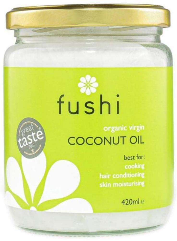 Fushi Organic Coconut Oil 420 ml