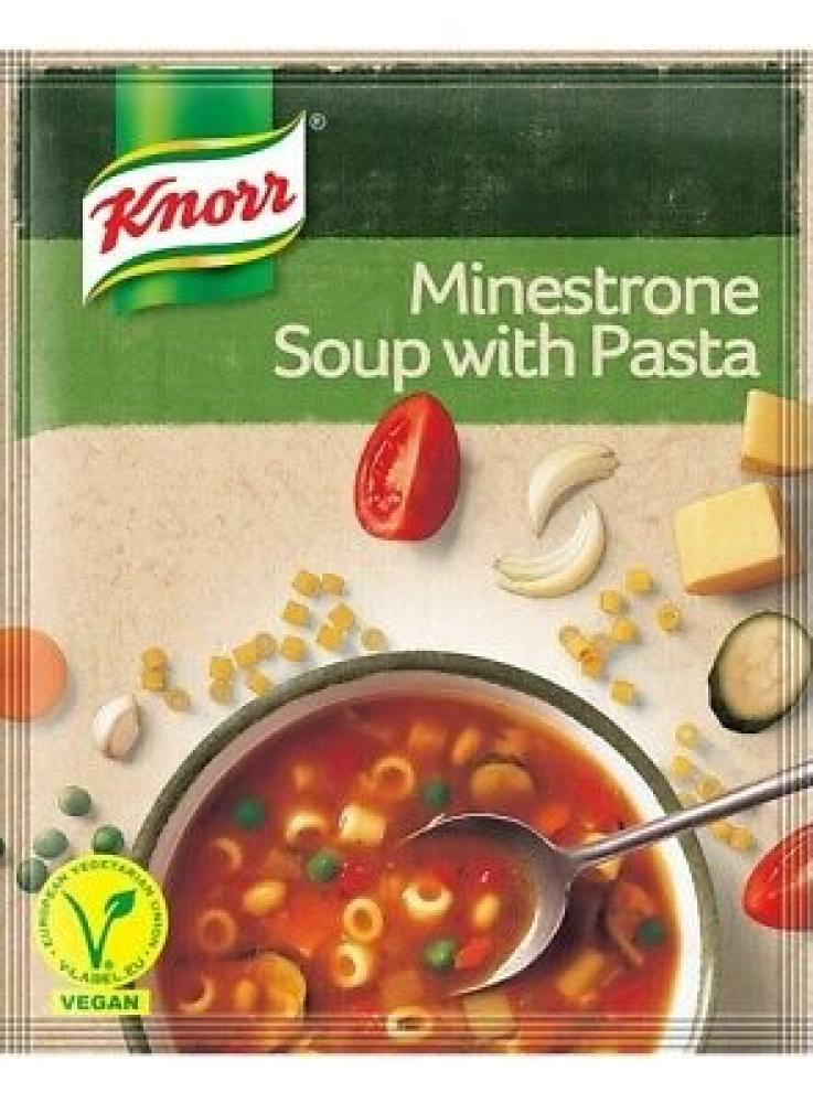 Knorr Minestrone Soup with Pasta 57g