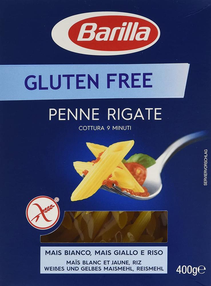 Barilla Gluten Free Penne Rigate 400g