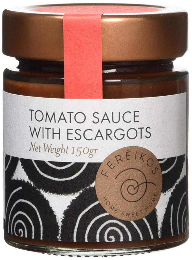 Fereikos Tomato Sauce with Escargot 150g