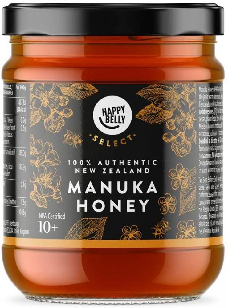Happy Belly Manuka Honey 340g