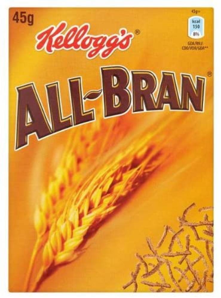 SALE  Kelloggs All Bran Original 45g
