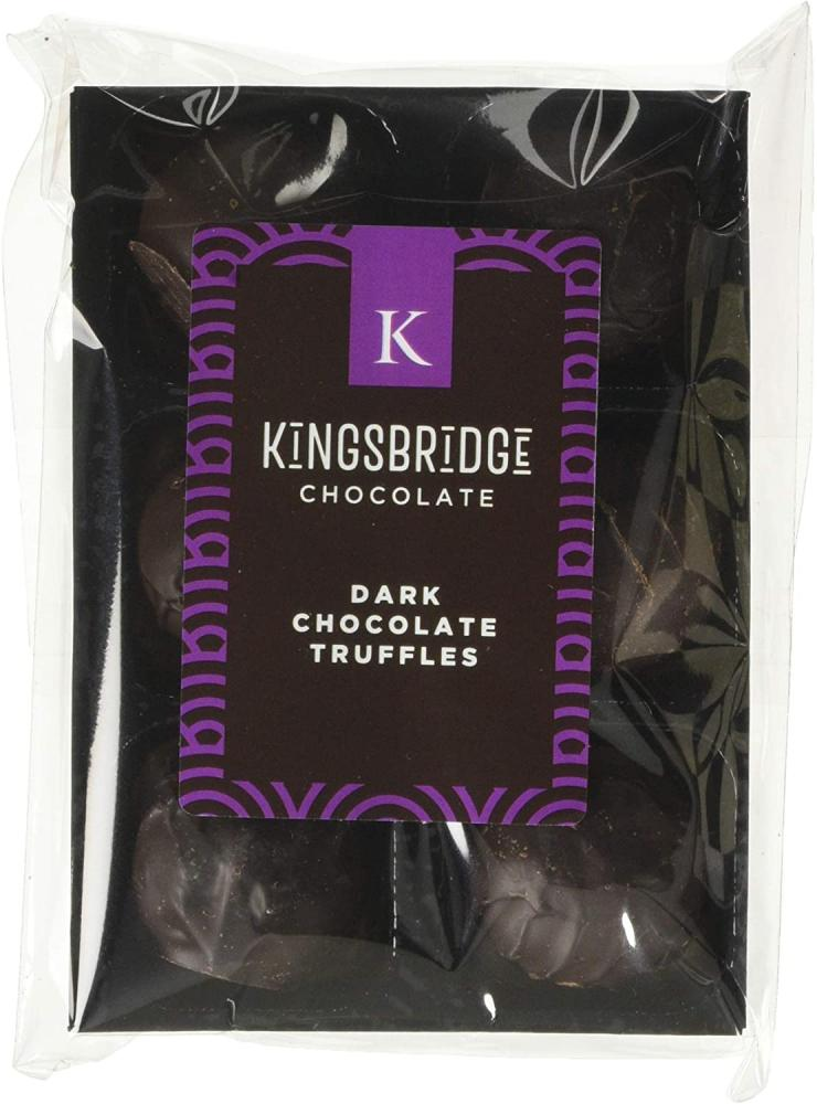 Kingsbridge Chocolate Dark Truffles x8