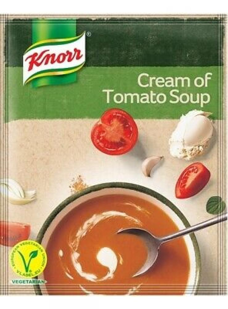 Knorr Cream Of Tomato Soup 70g