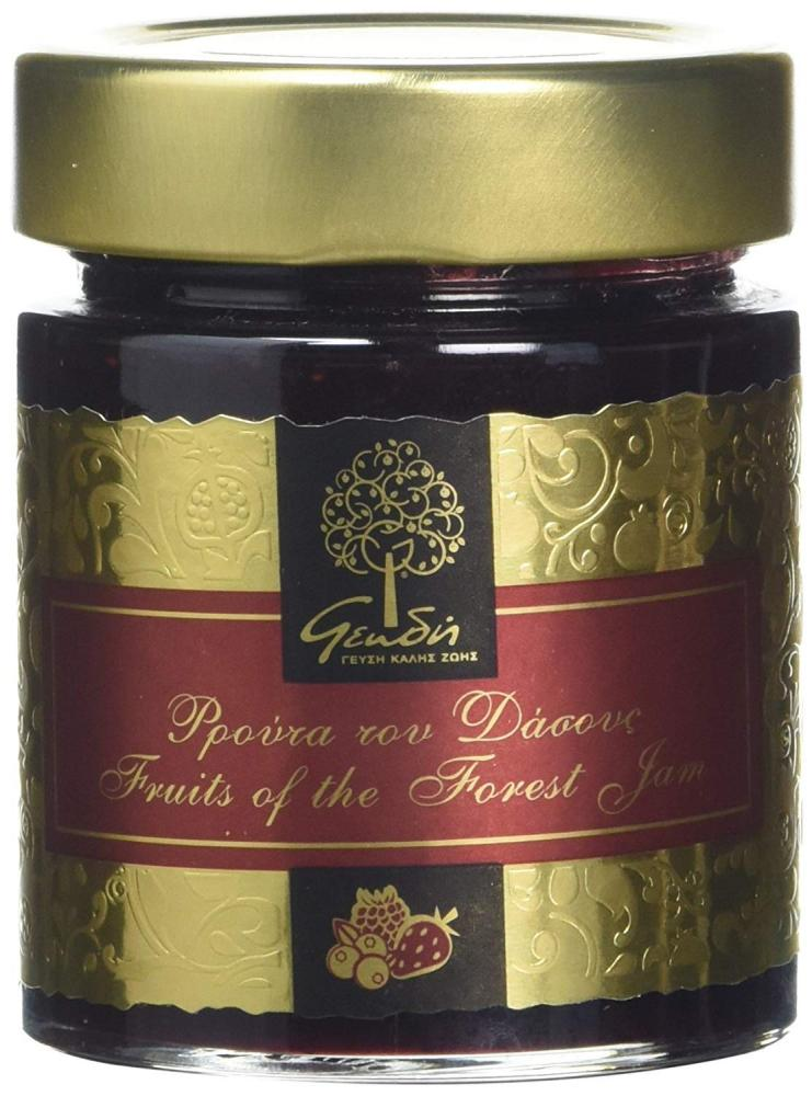 Geodi Fruits of Forest Jam 180g