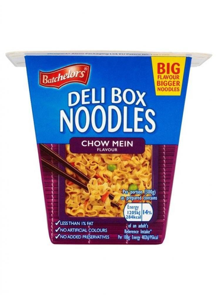 Batchelors Deli Box Noodles Chow Mein Flavour 80g