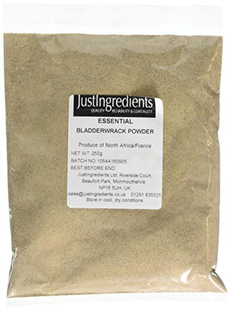 JustIngredients Bladderwrack Powder 250g