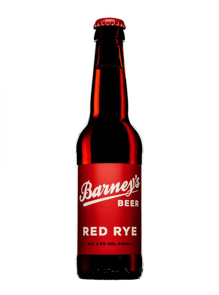 Barneys Beer Red Rye 330ml